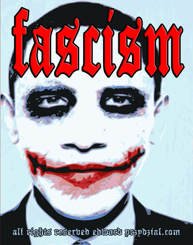 obama joker fascism