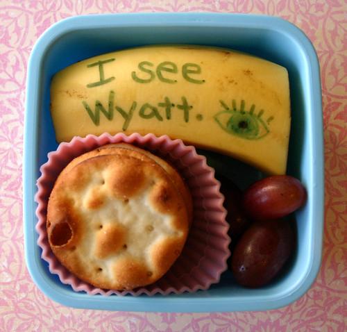 Kindergarten Snack #41