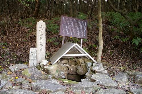 小野小町姿見の井戸 #5
