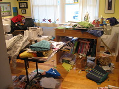 sewing room explosion