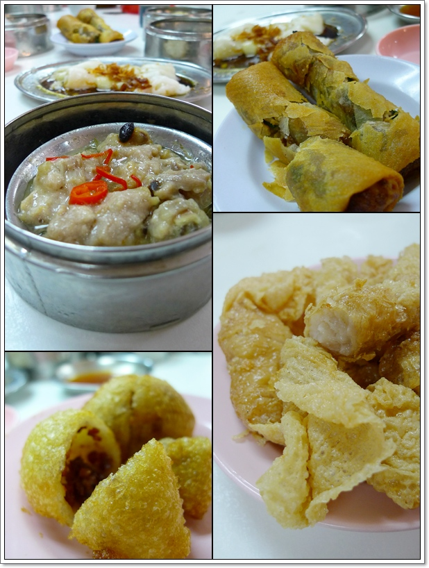 Ming Court Dimsum Spread2