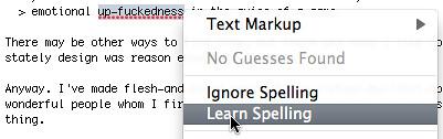 Learn Spelling
