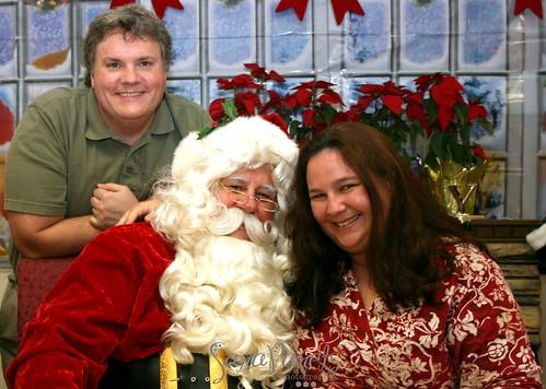 Santa and Us