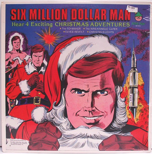 Album covers of the week: Bizarre Christmas covers ...