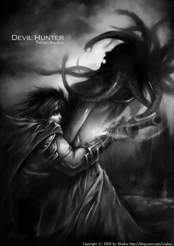 Devil Hunter BK