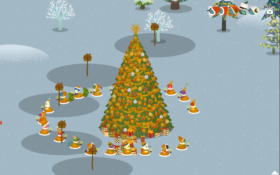 TORINESIA β_Christmas Mini Parade
