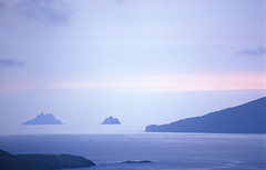 The Skellig Islands, Co Kerry, Ireland. (2c..) Tags: ireland sky film water landscape flickr kerry best 2c 72dpipreview ©lowresolutionpreview
