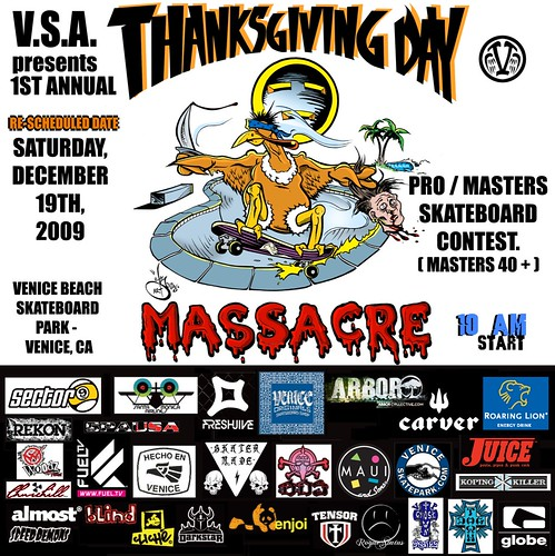 VSA THANKSGIVING MASSACRE 2009