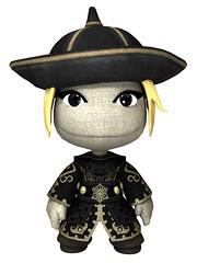 LittleBigPlanet Elizabeth Swan