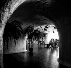 Ambiente y olores... (aerferaer) Tags: lighting wood fab people blackandwhite bw plants blancoynegro backlight table lights luces spain madera plantas shadows gente chairs lanzarote bn textures caves damn walls canaryislands sombras contrasts texturas mesas paredes sillas islascanarias cuevas contrastes greatphoto iluminacin contraluces fineartphotos diamondclassphotographer flickrdiamond farandawaythebest theunforgettablepictures ourmasterpieces ysplixblack goldenart 0to9faves 0508211159