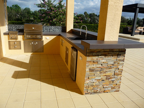 Flickriver Outdoor Kitchens Living of Floridas photos tagged