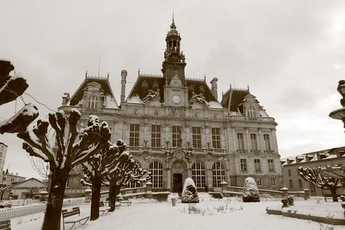 Hotel de Ville, Limoges.
