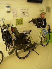 Bicicleta de mãe Gazelle Bloom (Cenas a Pedal) Tags: bloom gazelle bicicletas bobike moederfiets docelima