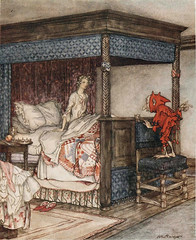 Illustration by ARTHUR RACKHAM (sofi01) Tags: fairytale childrenbook vintagebook arthurrackham