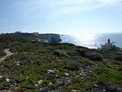 Phare de la Madonetta et falaises de Bonifacio