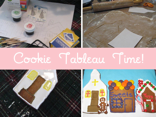 Cookie Tableau