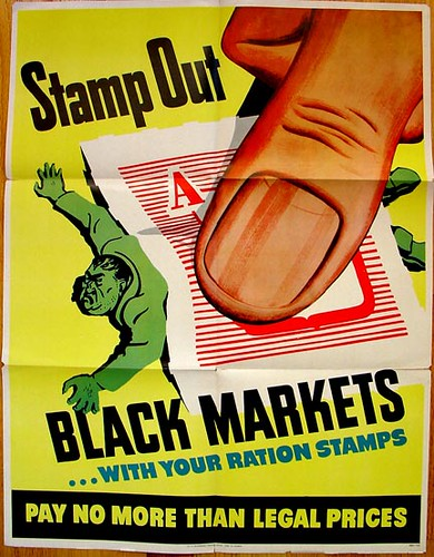 33 Stamp Out Black Markets With Your Ration Stamps