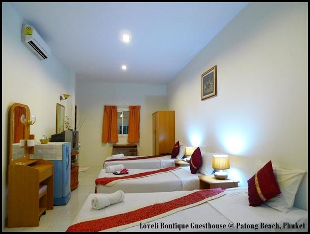 Loveli Guesthouse @ Patong Beach
