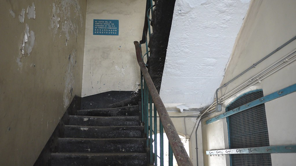 Precarious Stairs