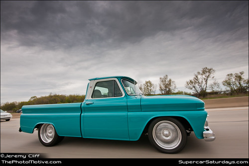 GMC Pick-Up @ Supercar Saturdays