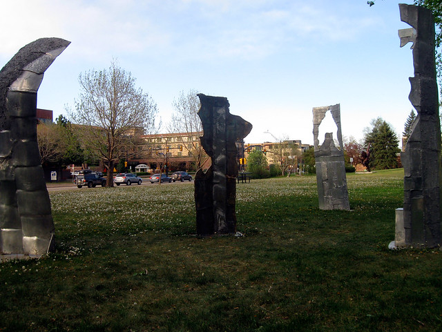 Boulder Sculpture Park