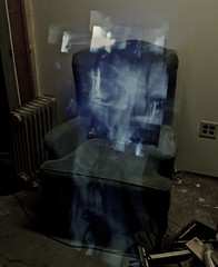 chair (davedehetre) Tags: light portrait motion self painting video chair ghost disturbing disturbed technique dwcfflightpaint