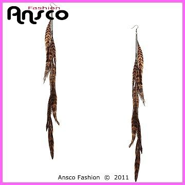 Ansco fashion  fashion jewelry pearl bead stone heart metal gun gold silver alloy earring bracelet bangle necklace ring  (133)