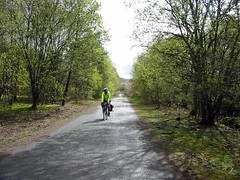 Dalnacardoch cycle track