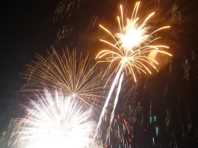 Miami Beach Fireworks 7/4/09