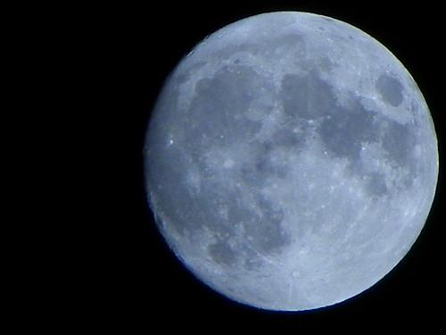 Ksiezyc Moon 7.5.2009 (1)