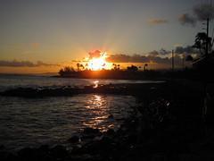 Day 4-129 (djfrantic) Tags: sunset summer vacation island hawaii kauai fourthofjuly poipu gardenisland poipubeach