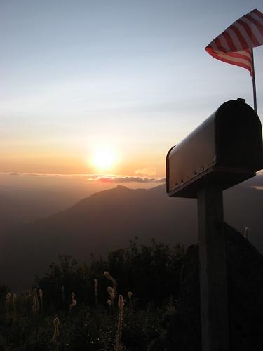 Mailbox Peak - Sunset 1 Mailbox Peak