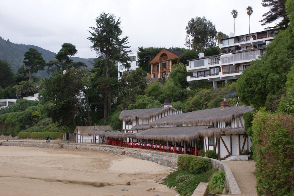 Riviera chilena, acá veranea la clase alta de Chile