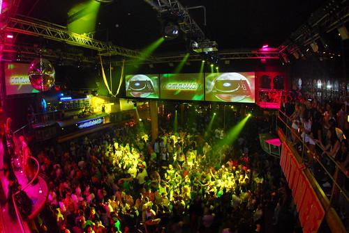 Amnesia, Ibiza Clubbing, Matinee