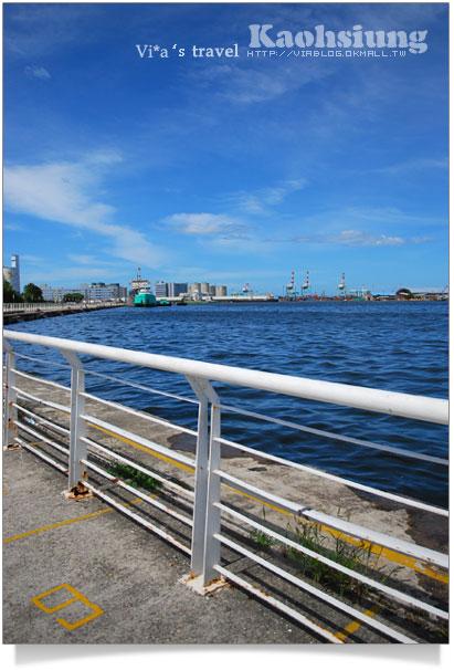 【高雄旅遊】新光碼頭、光榮碼頭、真愛碼頭一次玩透透