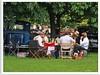 33. Internationales Oldtimer-Meeting Baden-Baden 2009 - Picknick