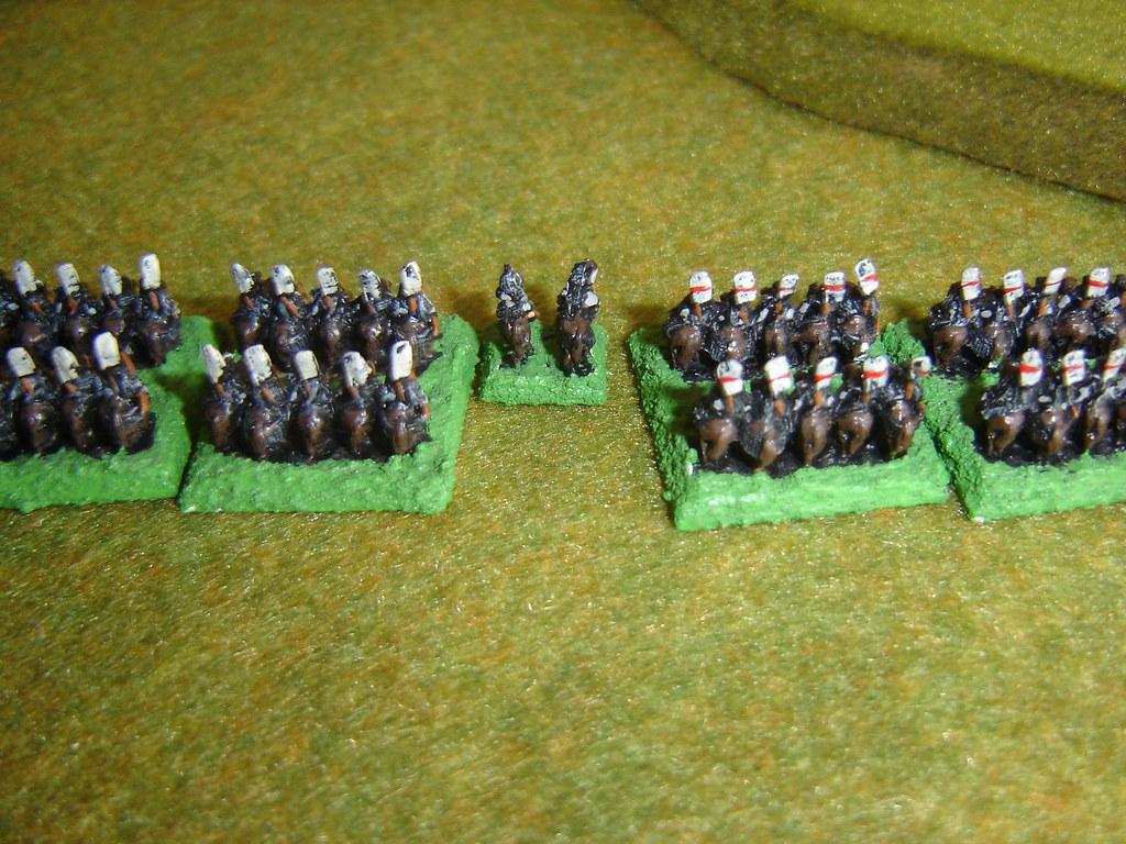 Matsuda marshals his cavalry