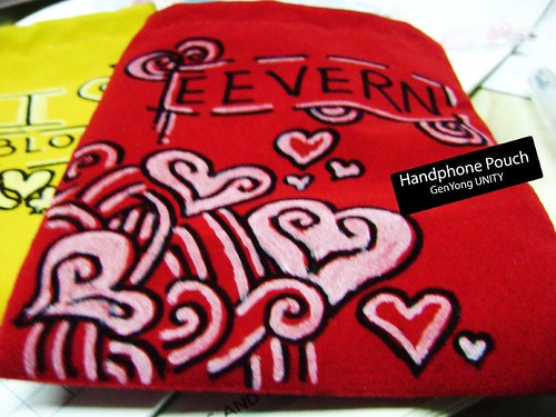 Hadphone Pouch(Eevern)