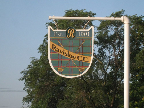 Ravisloe CC, Homewood, Illinois