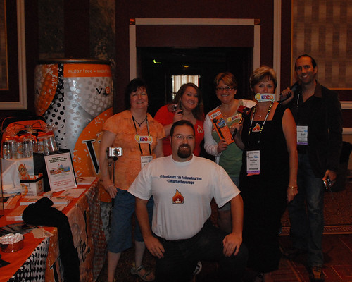 The IZEA Peeps at Affiliate Summit East