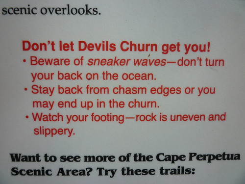 beware the churn!