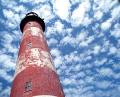 Assateague Lighthouse (jleathers) Tags: lighthouse virginia maryland va assateague chincoteague delmarva