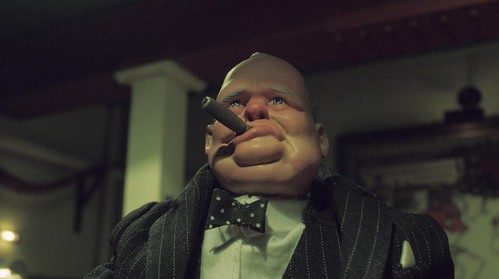 churchill puppet