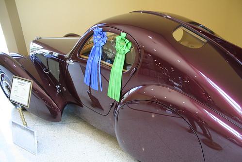 1931 Bugatti Type 51 coupe