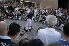 Ferrara Buskers 2009 (Xalira) Tags: street summer italy festival 30 strada artist jazz august buskers ferrara 2009 artisti
