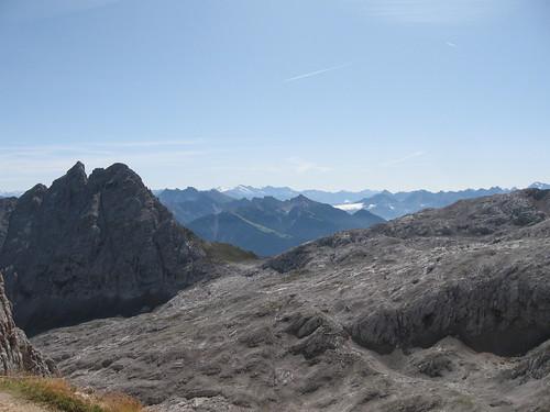 Blick von Meilerhütte nach Süden