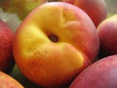 Peach galore