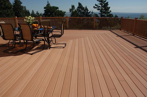 Fiberon Professional Composite Decking by Fiberon, on Flickr