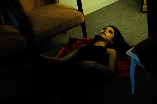 a vampire's suicide , No Reason [011]-2