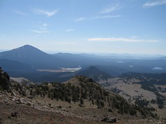Mt. Bachelor & Sparkle Lake